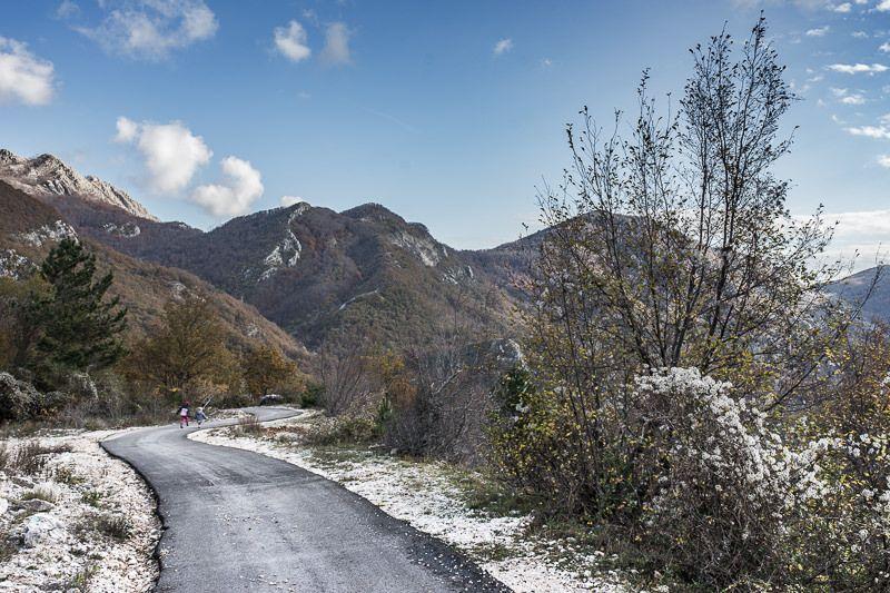 Kleiner Spaziergang am Manastir Sergija Radonjeskog, Rumija