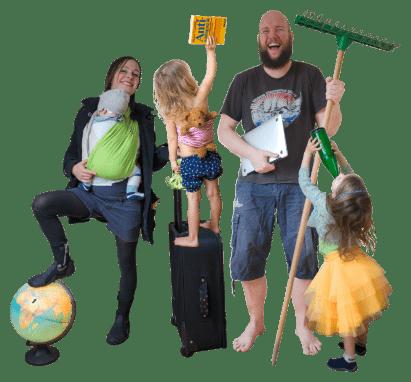 Eine freie Familie: Free Your Family